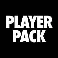 Keizer - Black 01: Softball Player Pack