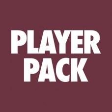 Keizer - Cardinal 01: Softball Player Pack