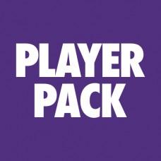 Keizer - Purple 01: Softball Player Pack