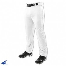 Keizer • 19: Adult-Size - Champro Triple Crown Open Bottom Baseball Pants - White